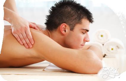 Massage bij Toetjée!